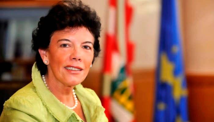 Foto de ¿Quién es Isabel Celaá, nueva ministra de Educación?