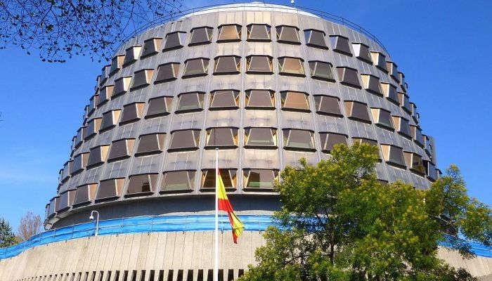 Foto de Comunicación y documentación, entre las áreas de las becas que convoca el Tribunal Constitucional