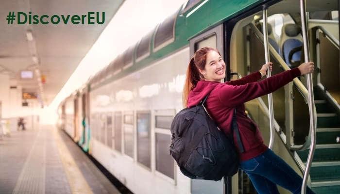 Foto de Comienza el viaje #DiscoverEU: ya puedes pedir uno de los 15.000 pases gratis de Interrail si cumples 18