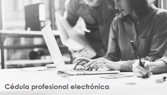 Foto de Cómo conseguir la Cédula Profesional Electrónica: qué es y pasos a seguir