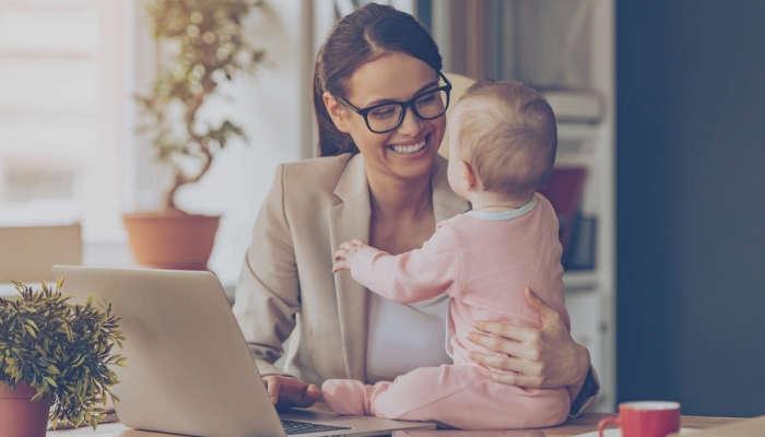 Foto de ¿Eres mamá profesionista y quieres trabajar desde casa sin descuidar a tus hijos? Aquí tres aplicaciones para ayudarte