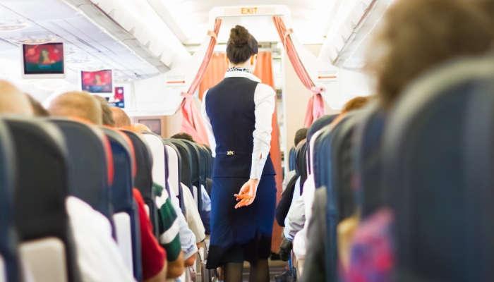 Foto de Volando a Málaga para tener el título de TCP o Tripulante de Cabina de Pasajeros