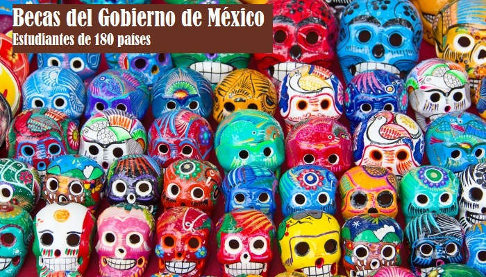 Foto de México lindo y con becas para estudiantes de 180 países