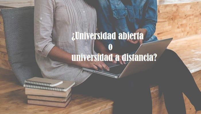 Foto de Universidad abierta y a distancia ¿cuál es la diferencia?