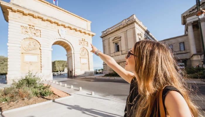 Foto de Montpellier: un destino Top para aprender francés cerca de la playa