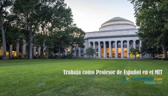 Foto de El MIT lanza oferta de empleo para profesores de español: ¿cómo se trabaja en la mejor universidad del mundo?