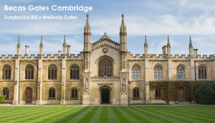 Foto de Becas Gates Cambridge: Bill y Melinda Gates te pagan los estudios en la Universidad de Cambridge
