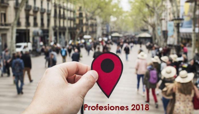 Foto de 10 profesiones con empleo en España en 2018