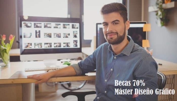 Foto de Becas para estudiar Diseño Gráfico y ser un as del arte digital