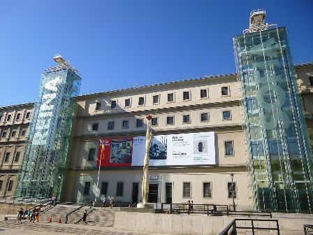 Foto de Empápate de arte con una de las becas que convoca el Museo Reina Sofía