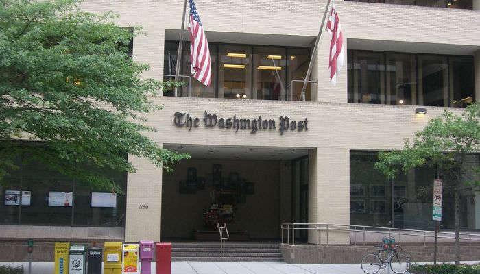 Foto de Trabaja en la redacción de The Washington Post con una beca de 3.000 dólares mensuales