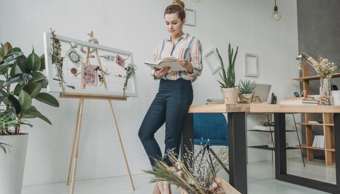 Foto de Decorador de interiores, una profesión de prime time para mentes creativas e innovadoras
