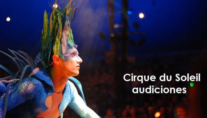 Foto de Cirque du Soleil abre audiciones