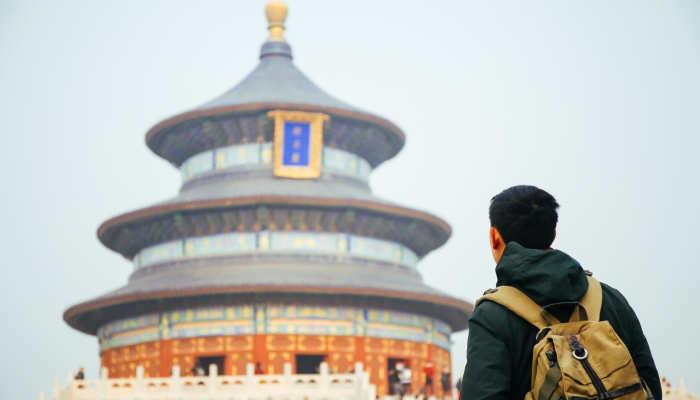 Foto de Aprender chino en diez meses: objetivo de las Becas ICO China para menores de 40