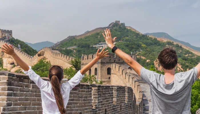 Foto de Pekín: destino de becas para aprender chino en diez meses