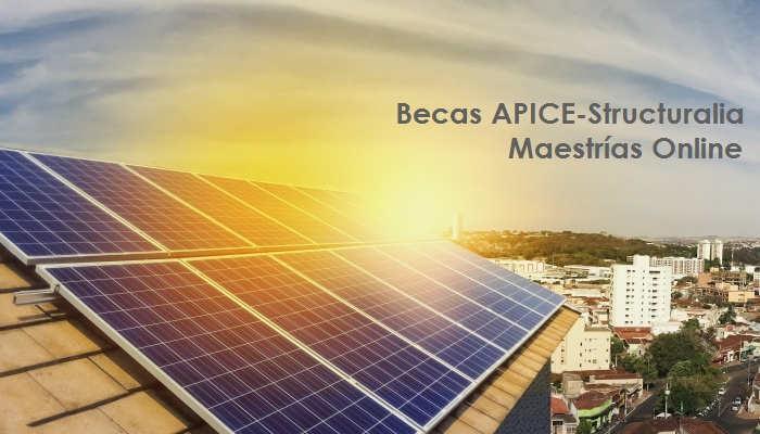Foto de Becas APICE-Structuralia 2018 para latinoamericanos