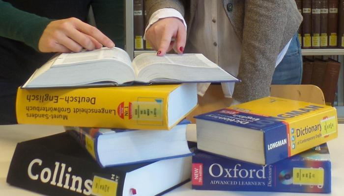 Foto de Llegan becas Erasmus Mundus EMLex para futuros expertos en Lexicografía