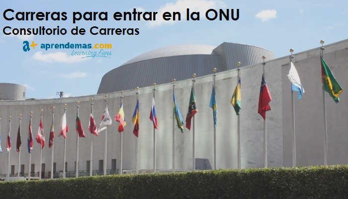 Foto de Carreras para llegar a ser miembro de la ONU