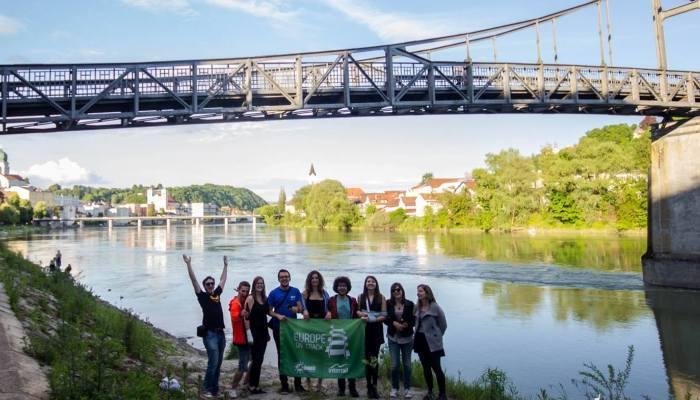 Foto de Europe on Track: buscan jóvenes para recorrer Europa en un gran proyecto de cooperación