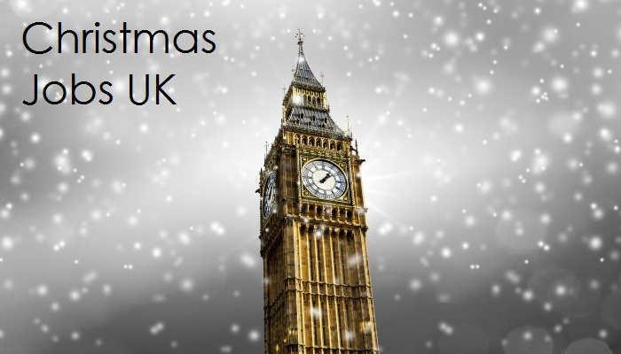 Christmas jobs trabajo en reino unido en navidad ofertas en londres birmingham aberdeen - Ofertas trabajo londres ...