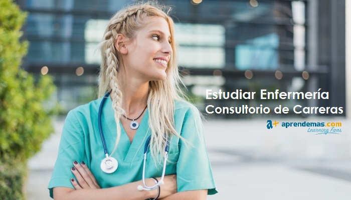 Foto de Quiero estudiar Enfermería: vocación, requisitos y salidas profesionales