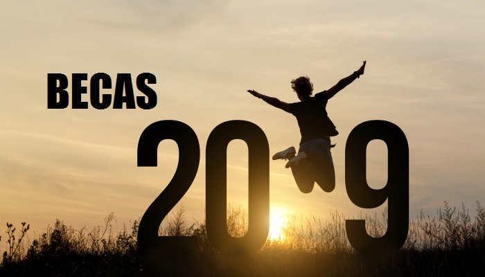 Foto de Becas del 2019 que no puedes dejar pasar