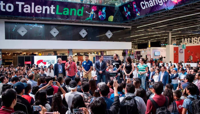 Foto de Se buscan voluntarios para Talent Land 2019