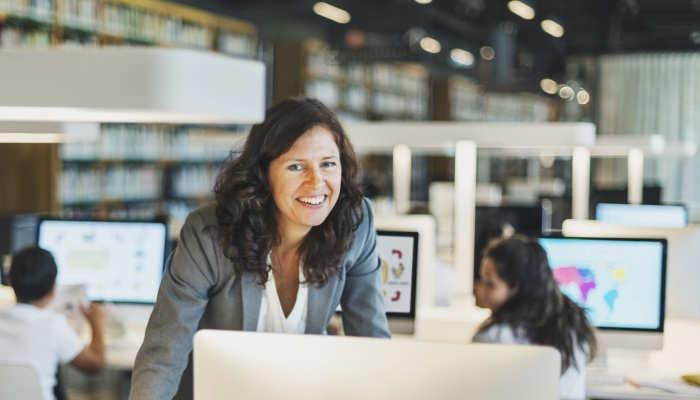 Foto de 10 empleos online para profesores de español