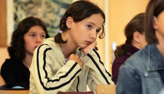 Foto de Cae el estudio de idiomas en escuelas de Reino Unido, excepto el español