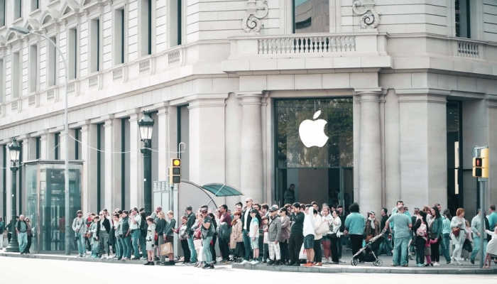 Foto de Apple busca empleados en diferentes áreas