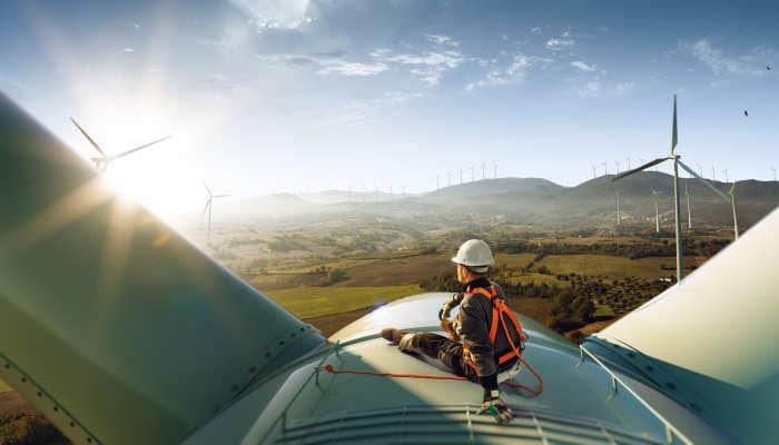 Foto de Las energías renovables despuntan: vuelven a convertirse en un nicho de empleo