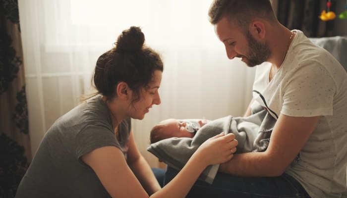 Foto de Tener un hijo, un cambio de vida que no afecta por igual a padres y madres