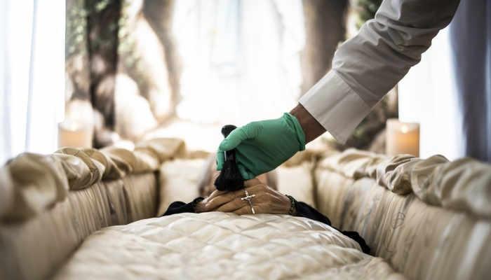 Foto de Cómo trabajar en Tanatoestética y Tanatopraxia: las prácticas son el comienzo