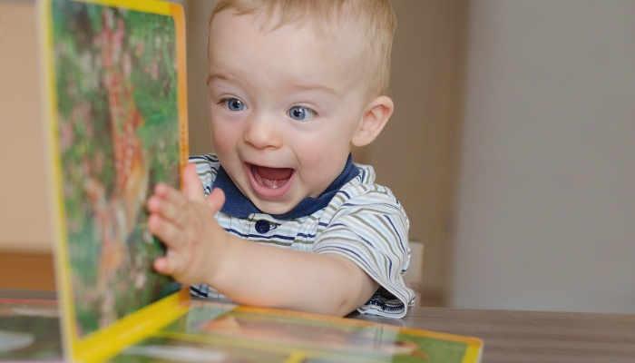 Foto de La brecha de un millón de palabras de los niños que no leen en casa