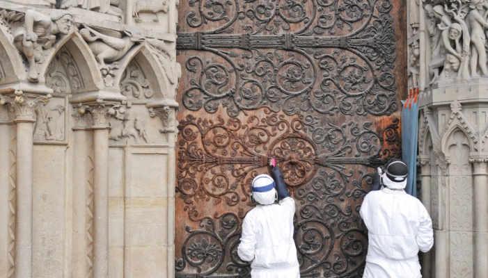 Foto de Cómo trabajar en Restauración y Conservación del Patrimonio: formación y requisitos