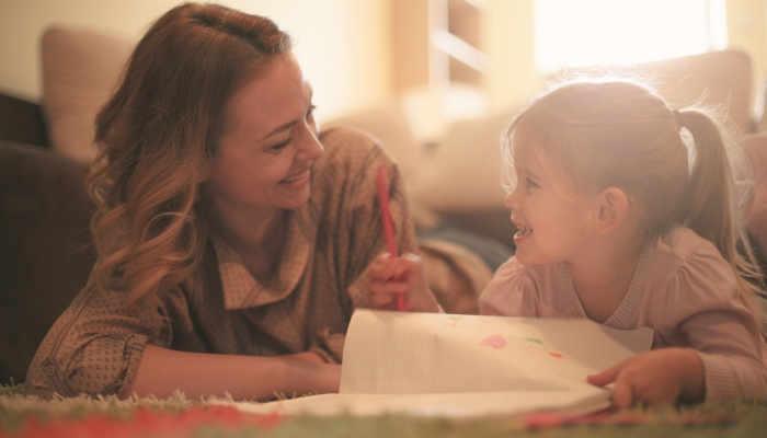 Foto de Los niños que crecen en un entorno comunicativo podrían ser más inteligentes