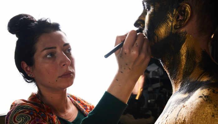 Foto de Trabaja en cine: formación de Óscar en maquillaje y efectos especiales