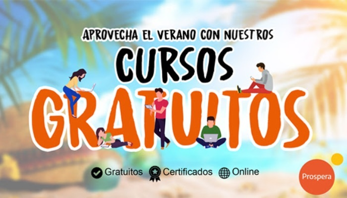 Foto de Cursos gratuitos, certificados y online que llegan este verano