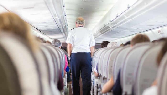Foto de La brecha salarial del personal de compañías aéreas, objeto de estudio