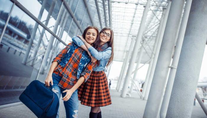 Foto de Trucos para encontrar vuelos económicos para estudiantes que quieren recorrer el mundo