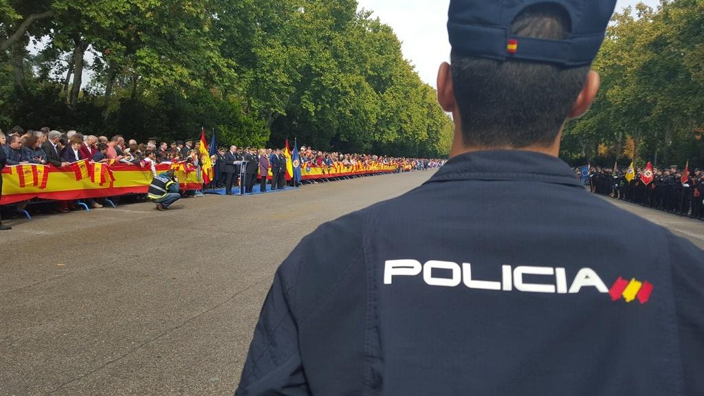 Foto de Convocadas 100 plazas de alumnos de la Escuela Nacional de Policía