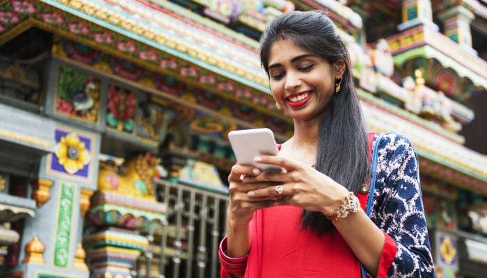 Foto de Beca Icetex para emprendimiento de mujeres en India