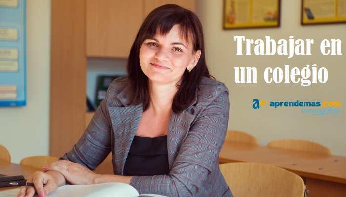 Foto de Trabajar en un colegio: puestos, requisitos y la formación que necesitas