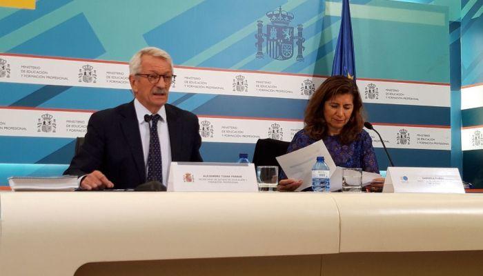 Foto de El sueldo inicial de los profesores en España es elevado pero se estanca en su carrera profesional