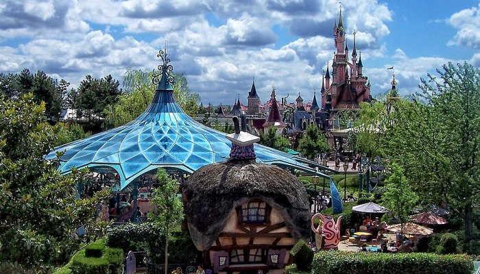 Foto de Próximas audiciones en Madrid para trabajar en Disneyland París