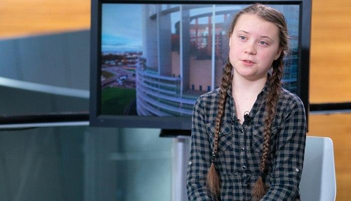 Foto de Quién es la activista Greta Thunberg y qué es el Síndrome de Asperger que padece