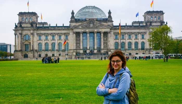 Foto de Becas para estancias cortas de investigación en Alemania