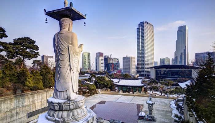 Foto de Llegan becas completas rumbo a Corea del Sur