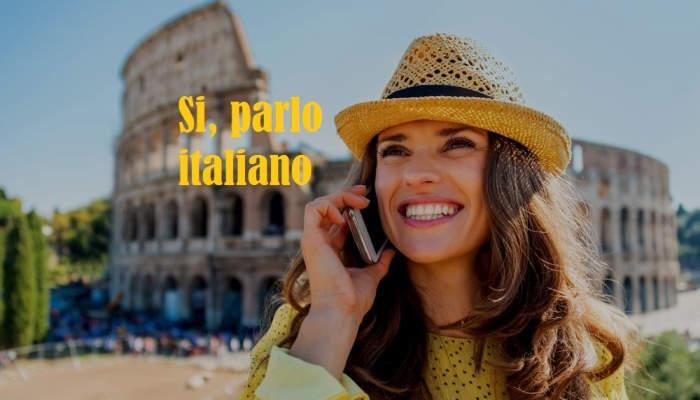 Foto de Propósito para 2020: aprender italiano
