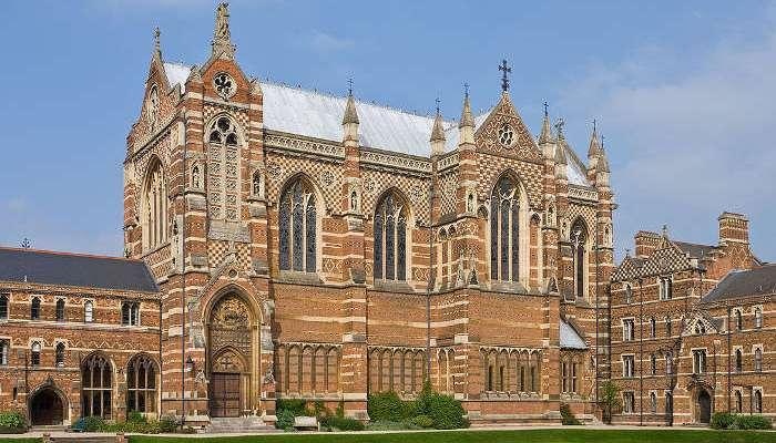 Foto de Becas Clarendon para estudiar un posgrado en la Universidad de Oxford